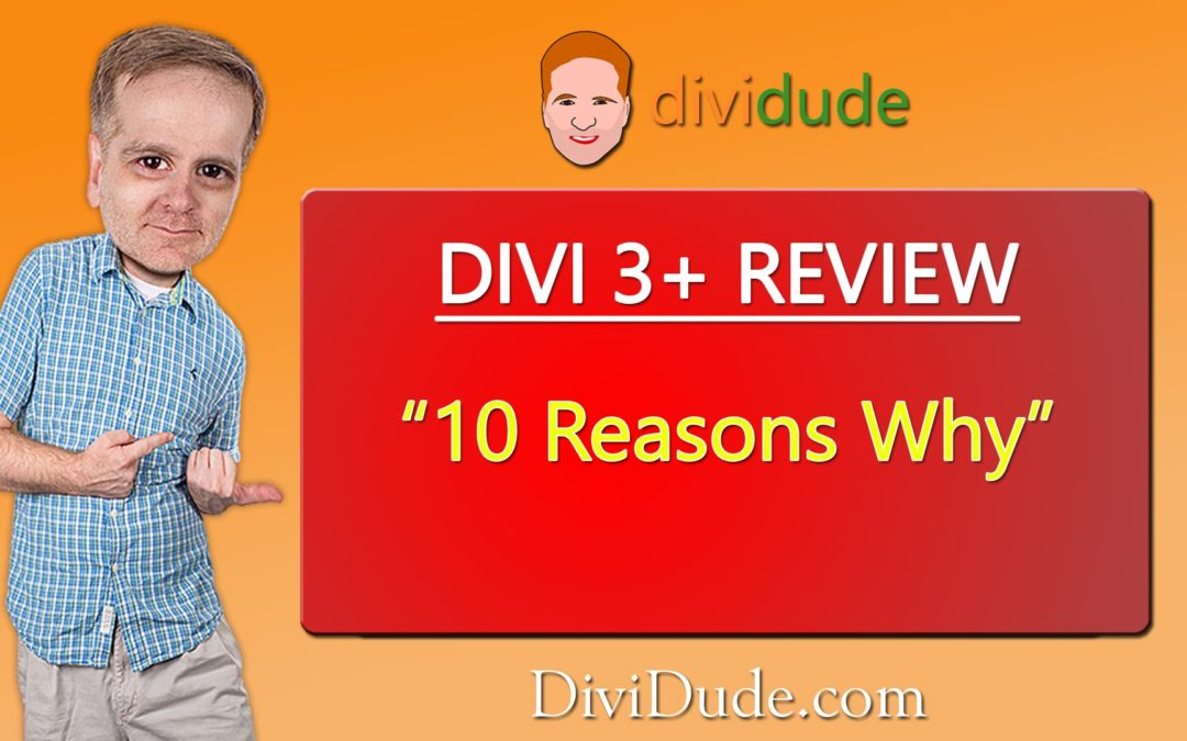 Divi Review: 10 Reasons Why I Use Divi