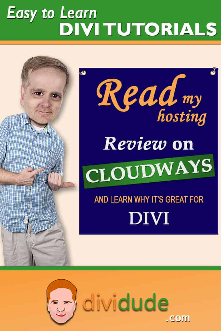 Cloudways Review for Best Divi Webhosting